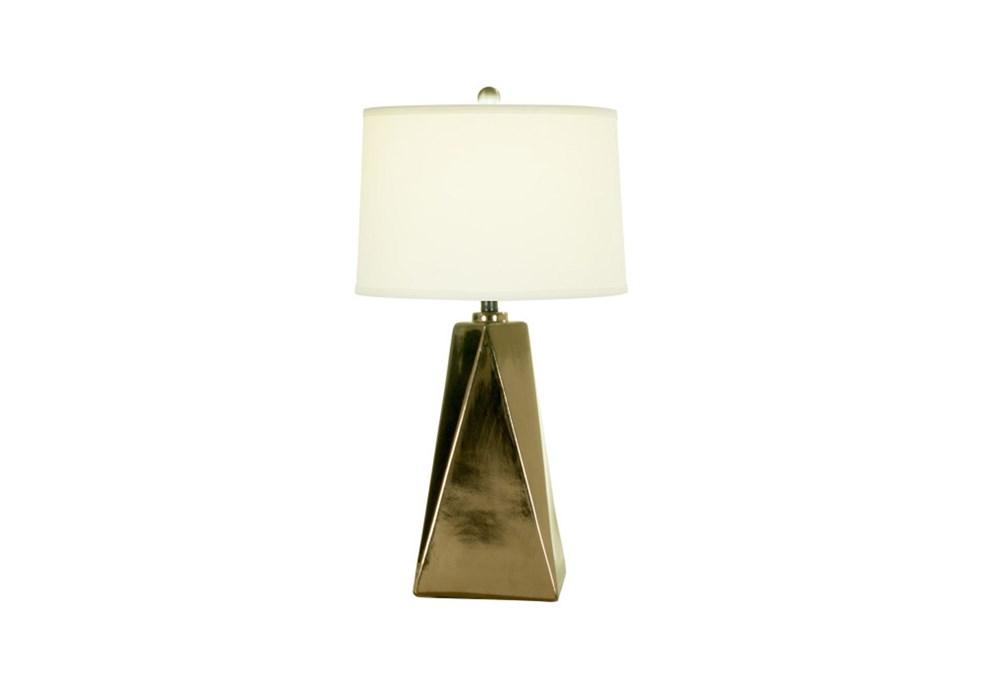 Table Lamp-Pyramid