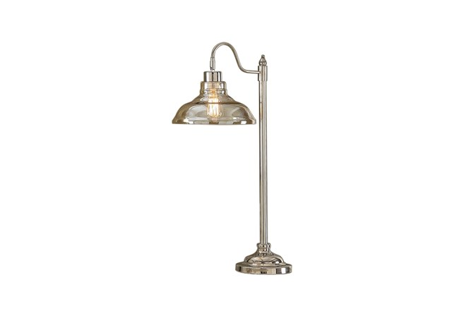 Table Lamp-Fisher Cognac - 360