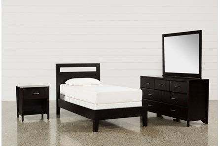 Milton Twin 4 Piece Bedroom Set - Main