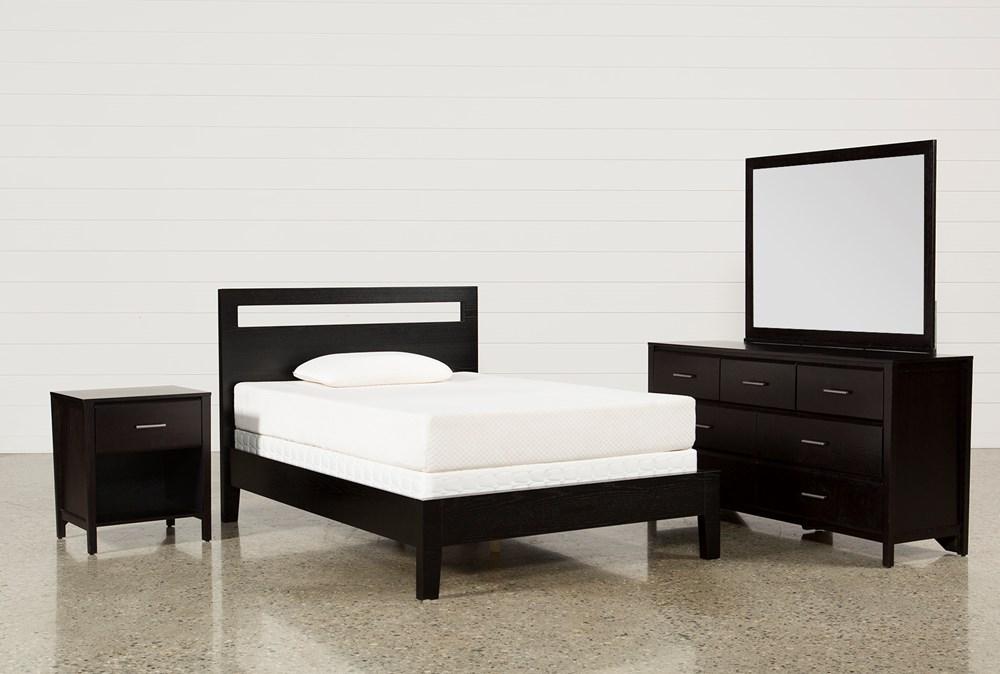 Milton Full 4 Piece Bedroom Set