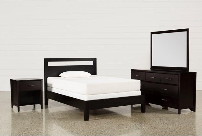 Milton Full 4 Piece Bedroom Set - 360