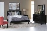 Milton California King 4 Piece Bedroom Set - Room