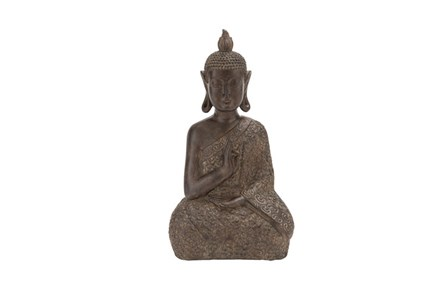 17 Inch Buddha Decor - Main