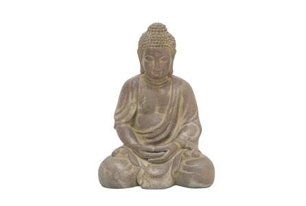 17 Inch Stone Buddha