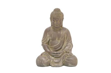 17 Inch Stone Buddha - Main
