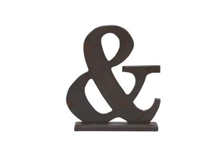 17 Inch Wood Symbol - Main