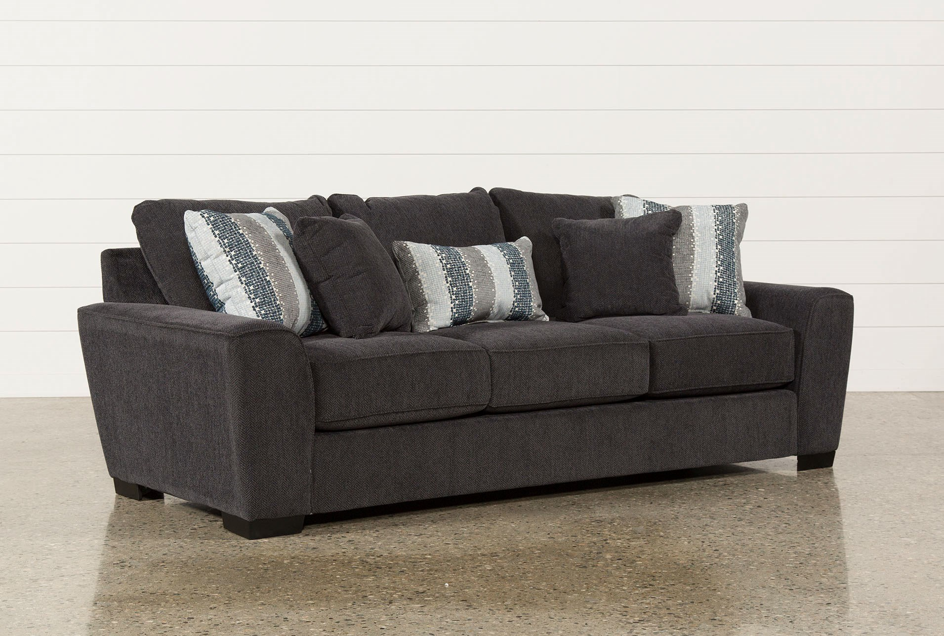 Parker Queen Sleeper Living Spaces ~ Queen Sleeper Sofa Dimensions When Open