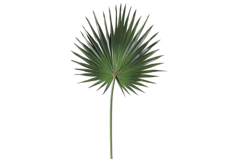 Garden-30 Inch Fan Palm Spray