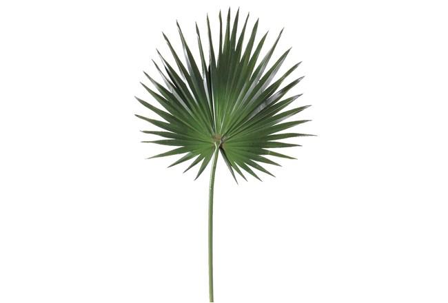 Garden-30 Inch Fan Palm Spray - 360