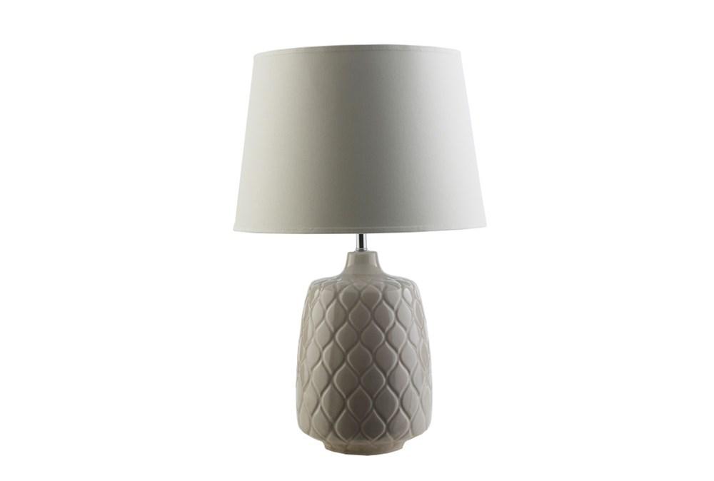 Table Lamp-Clover Mushroom