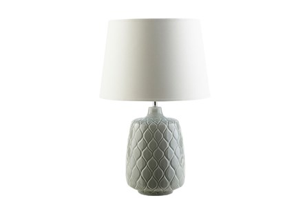 Table Lamp-Clover Taupe