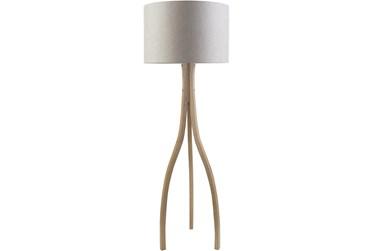 Floor Lamp-Wishbone