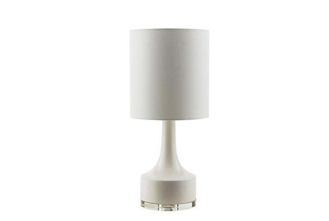 Table Lamp-Contempo White - 360