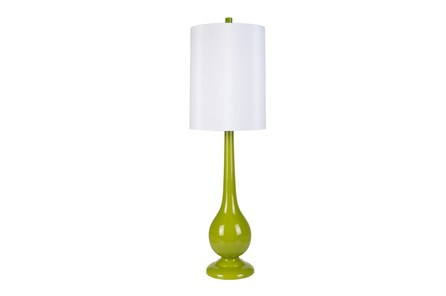 Table Lamp-Retro Lime