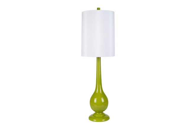 Table Lamp-Retro Lime - 360
