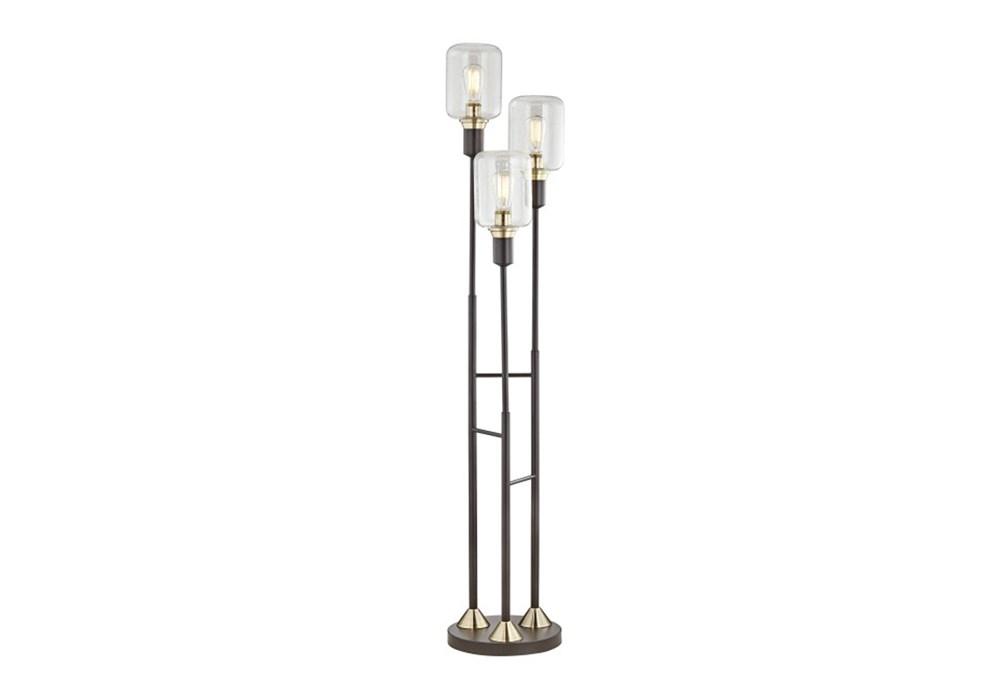 Floor Lamp-Menlo 3-Light