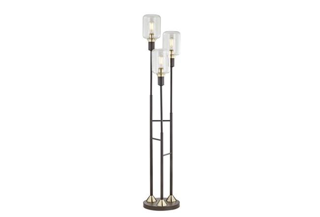Floor Lamp-Menlo 3-Light - 360