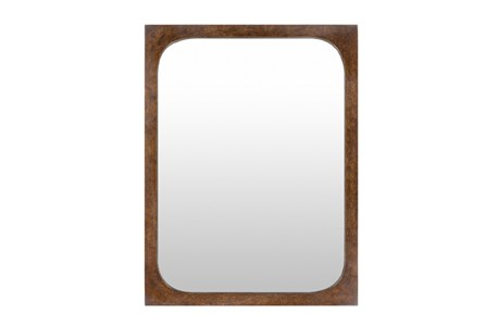 Mirror-Donover Tan 40X30