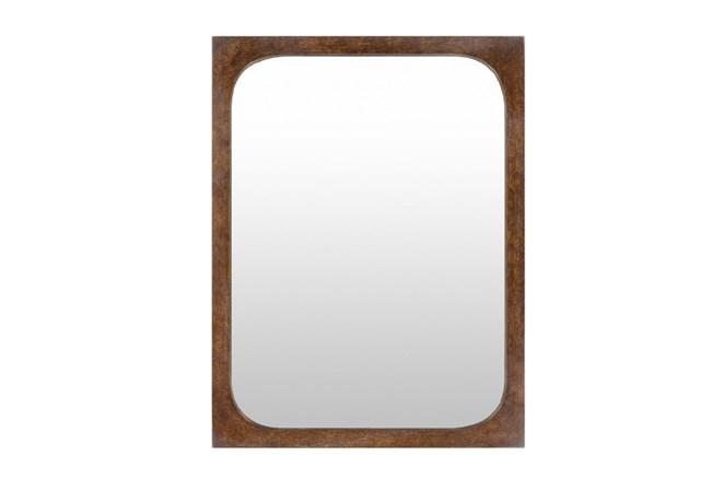 Mirror-Donover Tan 40X30 - 360