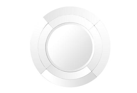 Mirror-Cheri Silver 32X32