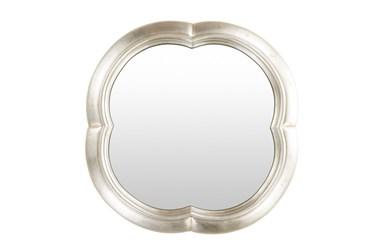 Mirror-Scallop Champagne 30X30