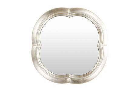 Mirror-Scallop Champagne 30X30 - Main