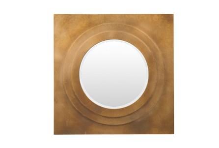 Mirror-Versailles Gold 30X30