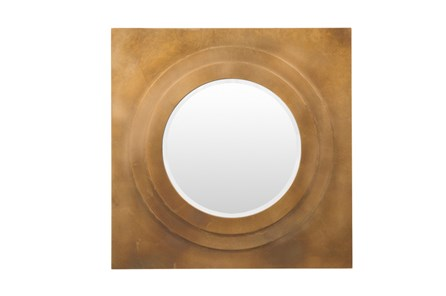 Mirror-Versailles Gold 30X30 - Main