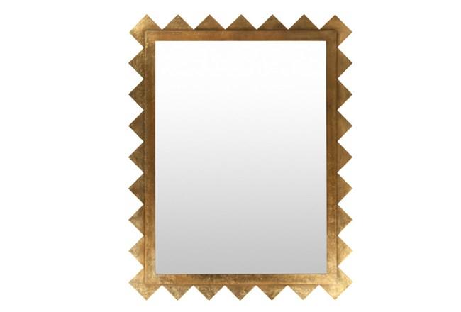 Mirror-Versailles Gold 57X45 - 360