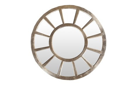 Mirror-Champagne Wheel 47X47