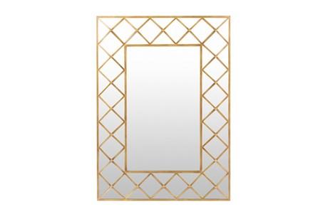 Mirror-Aged Gold 40X55
