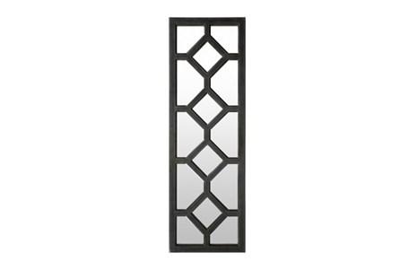 Mirror-Stone Black 23X70