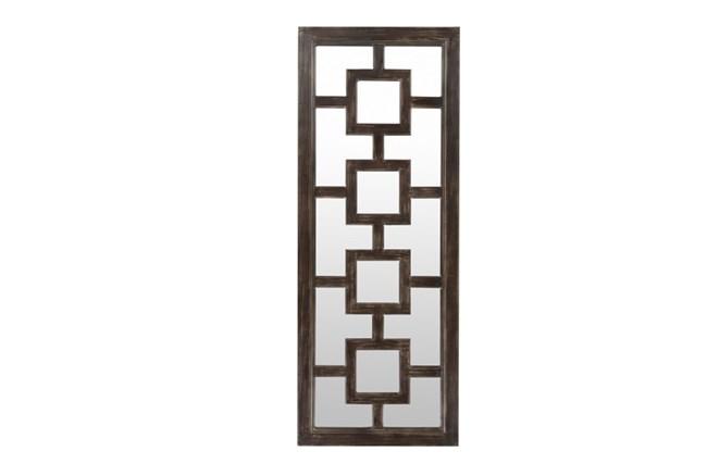 Mirror-Weathered Wood 27X70 - 360