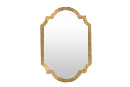 Mirror-Aged Gold 30X45