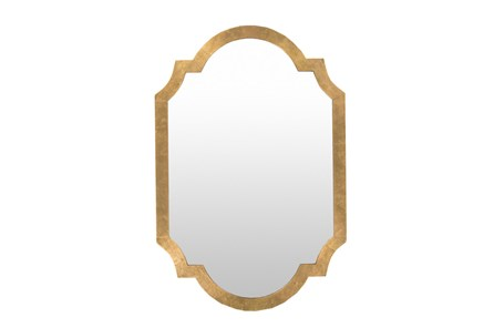 Mirror-Aged Gold 30X45 - Main
