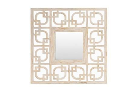Mirror-Lalita Ivory 24X24