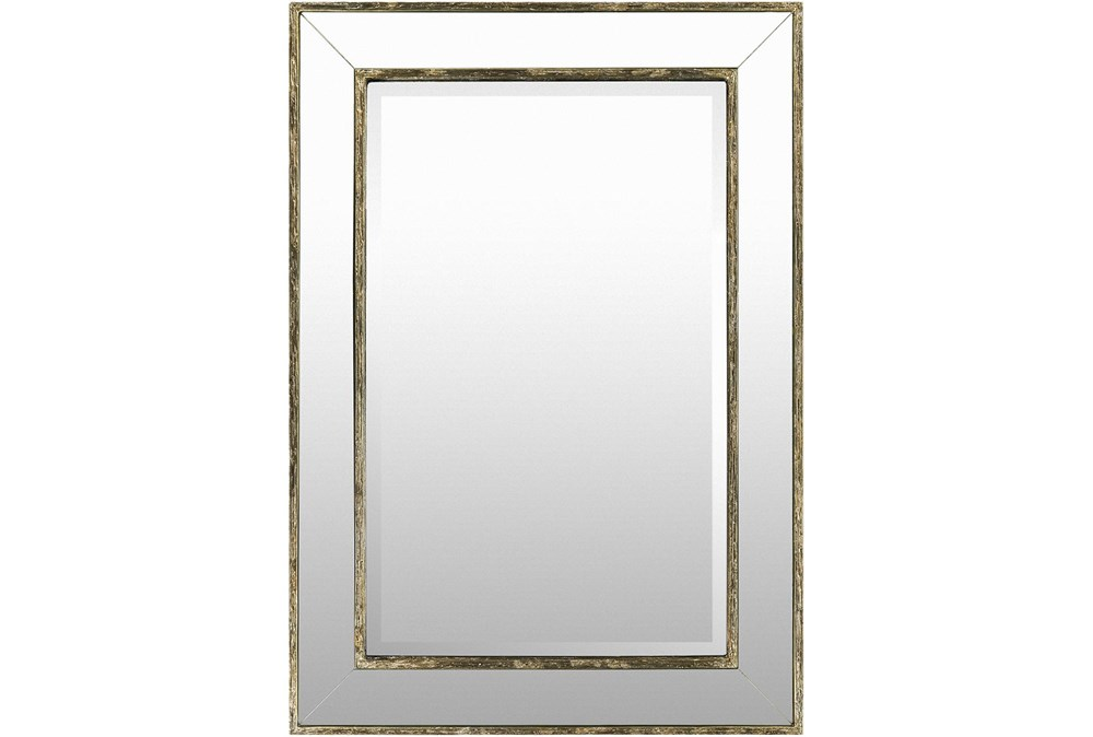Mirror-Kensington Silver 40X28