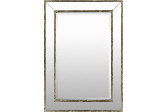 Mirror-Kensington Silver 40X28 - 360