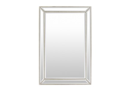 Mirror-Kensington Silver 47X32 - Main
