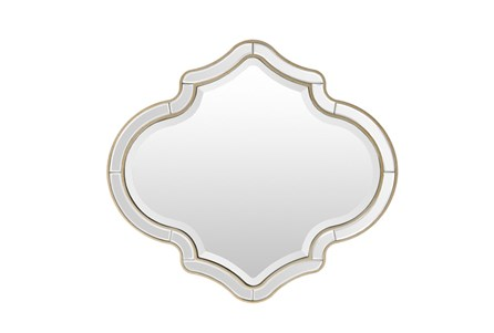 Mirror-Fatimah Gold 35X20