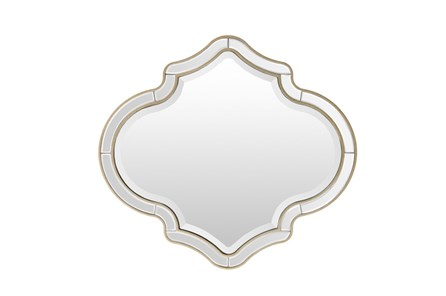 Mirror-Fatimah Gold 35X20 - Main