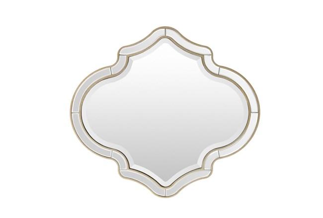 Mirror-Fatimah Gold 35X20 - 360