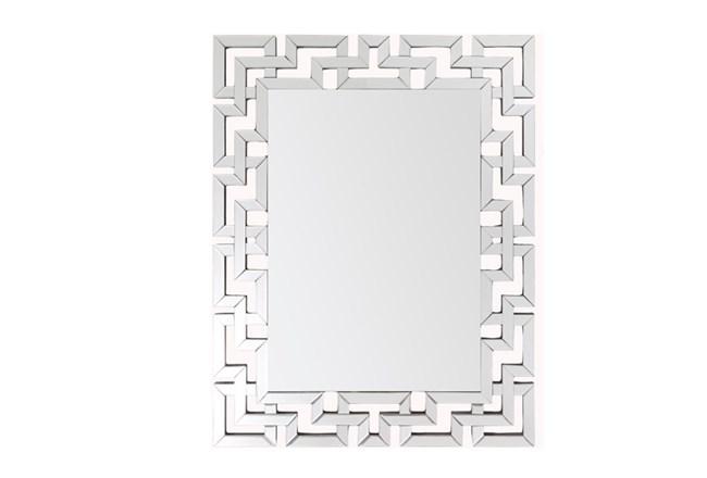 Mirror-Christoph Silver 45X36 - 360