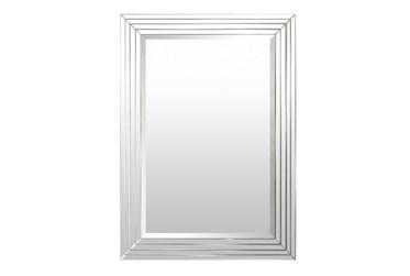 Mirror-Silver Layers 39X31