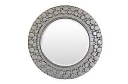 Mirror-Silver 36X36