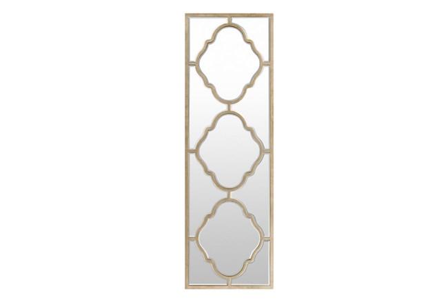 Mirror-Sumatra Gold 47X15 - 360