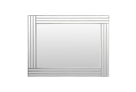 Mirror-Silver Layers 24X36