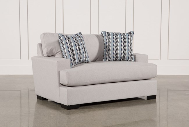 Levi Oversized Chair - 360