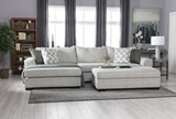 Delano 2 Piece Sectional W/Laf Oversized Chaise - Room