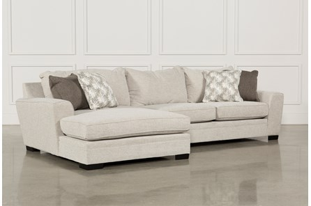 Delano 2 Piece Sectional W/Laf Oversized Chaise - Main